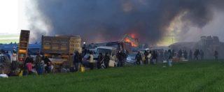 Il Gran Ghetto di Rignano: viaggio nel 'non luogo' dove la politica ha perso la faccia tra roghi, morti e sfruttamento