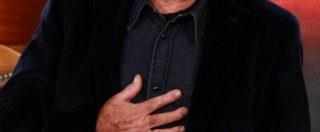 """Gino Paoli organizza un concerto per Genova: """"Raccogliere soldi serve sempre. Più fatti, meno parole"""""""