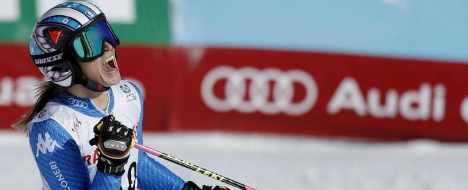 """Sofia Goggia, doppia vittoria alla Coppa del Mondo di Sci Alpino in Corea del Sud: """"Mi sono sentita leggera"""""""