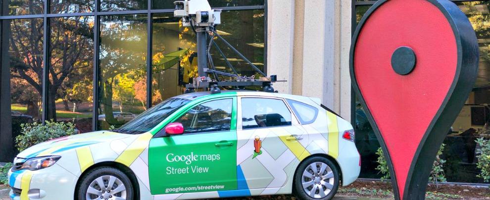 """Google Street View, le auto """"impiccione"""" ora scoveranno anche le fughe di gas"""