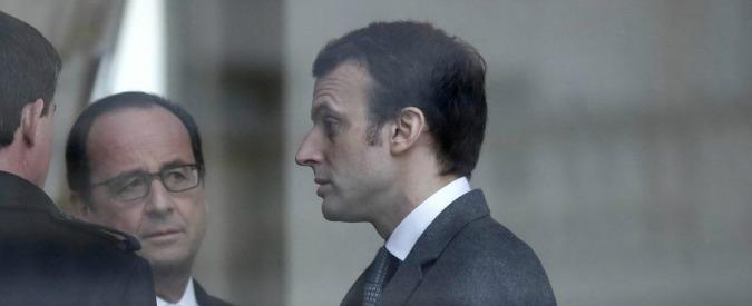 """Elezioni Francia, """"Hollande vuole ripensarci e candidarsi"""". Sondaggio: per la prima volta Macron davanti a Le Pen"""