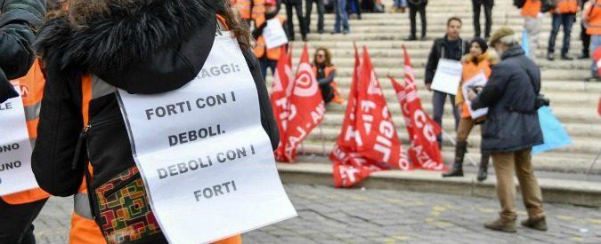 Voucher e lavoro di cittadinanza: le proposte sovietiche di Renzi e compagni