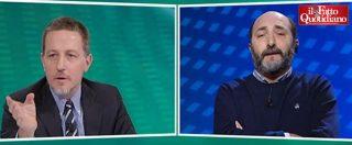 """Consip, Lillo: """"Totale disinteresse di stampa e tg"""". Giannini (Repubblica): """"Lode al Fatto, facciamo ammenda"""""""