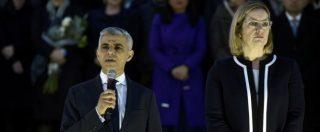 Attentato Londra, la veglia del sindaco musulmano Sadiq Khan. Che difende il multiculturalismo di cui è figlio