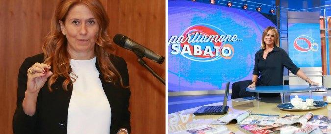 """""""Parliamone sabato"""", le scuse di Monica Maggioni: """"Errore folle, inaccettabile"""""""