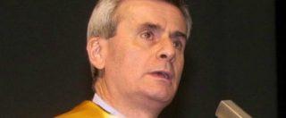 Marco Biagi, offese sui muri dell'università nell'anniversario del suo assassinio. Il figlio: 'Stato lo abbandonò'