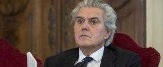 """Consip, l'ad Marroni: """"Russo mi chiese di intervenire sull'appalto per conto di Tiziano Renzi e Verdini"""""""