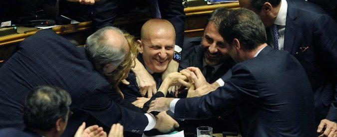 Minzolini salvato da un Parlamento eversore