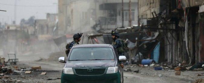 Iraq: 'Non lasciate la città' e li uccidono a centinaia. Così liberano Mosul