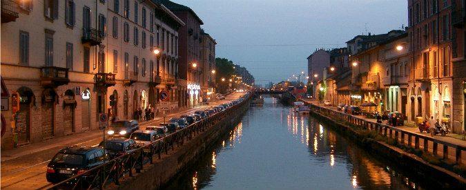 Milano, i Navigli e il rischio dello sviluppo insostenibile