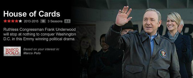Netflix e Amazon alla conquista del mondo (e delle tv)