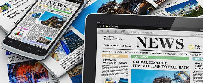 Informazione locale oggi: tv, radio e web tra problemi di mercato e corsa al digitale