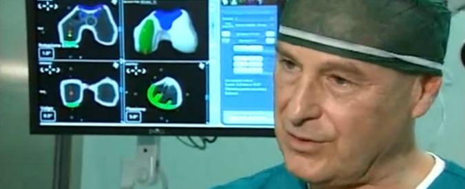 """Milano, ai domiciliari il chirurgo Norberto Confalonieri. Diceva: """"Ho rotto un femore per allenarmi"""""""