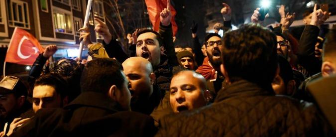 Olanda, la crisi diplomatica con la Turchia nasconde un regolamento di conti
