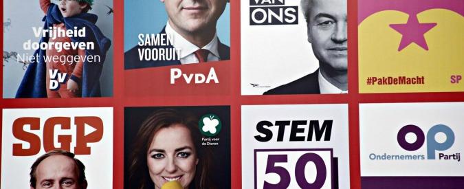 Elezioni in Olanda, un brodino per l'Europa