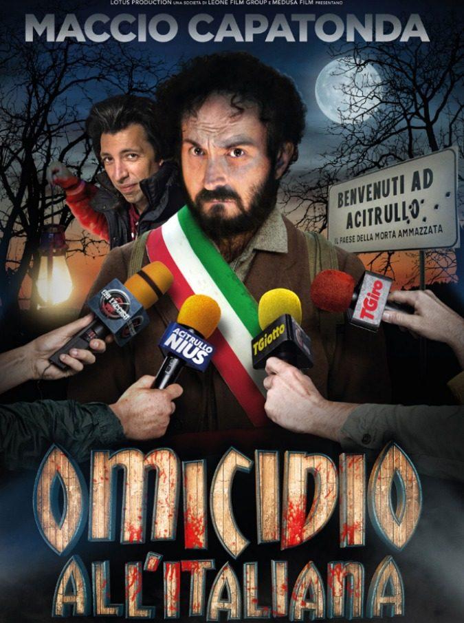 Omicidio all'italiana, perché il nuovo film di Maccio Capatonda è imperdibile