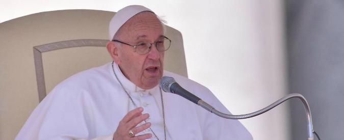 """Papa ai lavoratori Sky: """"Auspico si trovi soluzione, chi toglie lavoro per manovre economiche fa peccato gravissimo"""""""
