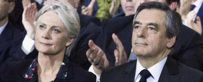 Francia, la moglie di Fillon indagata nell'inchiesta sui presunti impieghi fittizi