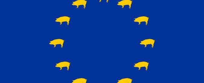 'Piigs', ovvero noi porci d'Europa imbottiti di austerity
