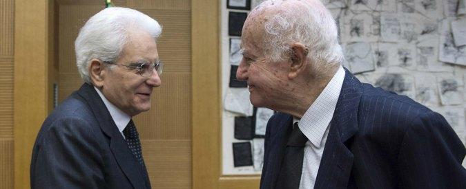 """È morto Alfredo Reichlin, addio allo storico dirigente Pci. L'ultimo articolo: """"Non lasciamo la sinistra sotto le macerie"""""""