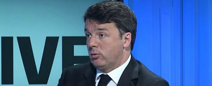 """Minzolini, dopo una settimana dice la sua anche Renzi: """"Avrei votato per la decadenza, Senato non è quarto grado"""""""