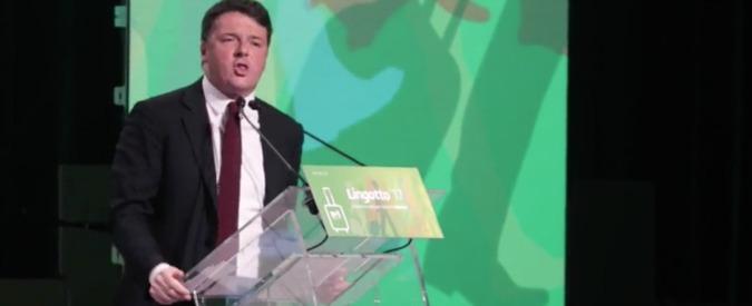 """Primarie Pd, la frase contesa di Renzi su Panorama: """"Se perdo, vado via davvero"""" Lui smentisce, ma il settimanale insiste"""