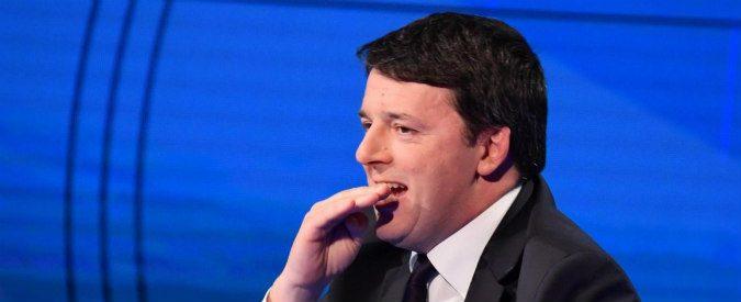 Magistrati: Renzi scopre l'acqua calda