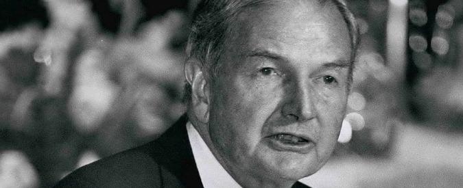 David Rockefeller, morto il banchiere americano: aveva 101 anni