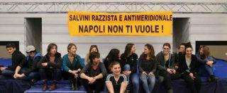"""Napoli, sala negata per la convention di Salvini. Lui: """"Io vengo lo stesso"""". Prefettura impone la manifestazione"""