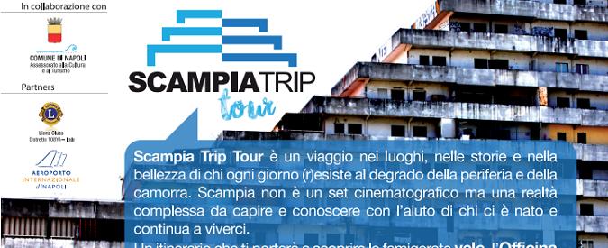 Scampia trip Tour, perché portare 'turisti' nel quartiere più raccontato d'Europa