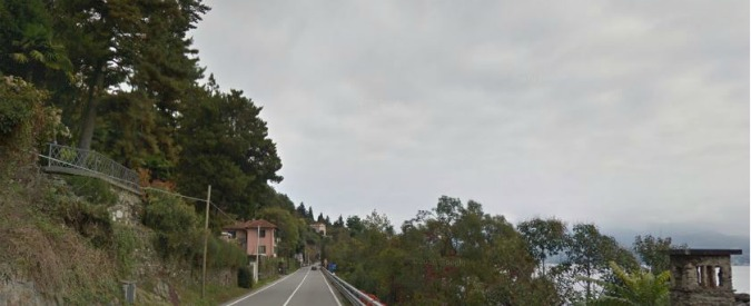 Frana lungo la Statale del lago Maggiore, muore motociclista. Due feriti in un'auto