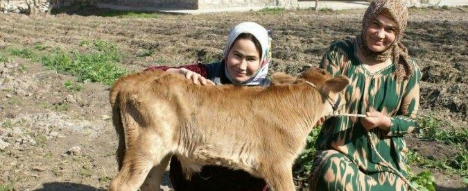 """Tagikistan, """"l'indipendenza economica salva le donne dagli abusi domestici"""""""