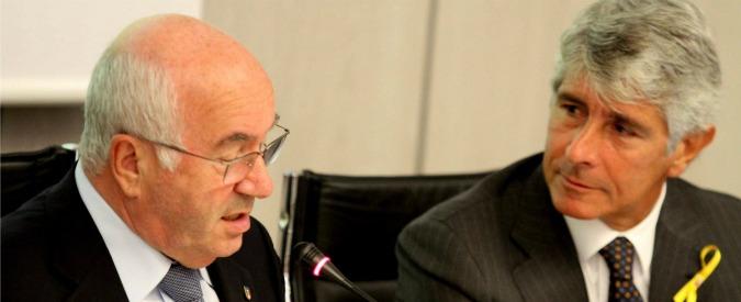 Elezioni Figc: Abodi contro Tavecchio. Nella sfida tra 'Andrea il bello' e 'Carlo il corto' si decide il futuro del calcio italiano