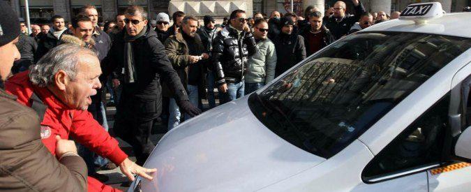 Taxi, gli interessi dei consumatori prima di tutto per liberare l'Italia dal ricatto delle lobby