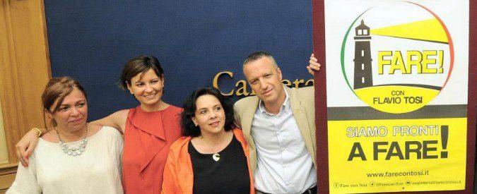Salvini a Verona per riprendersi la città, ma Tosi manda in campo la fidanzata