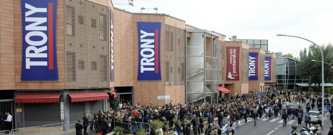 Trony Roma fallisce ma il destino dei lavoratori è solo l'ultimo dei problemi