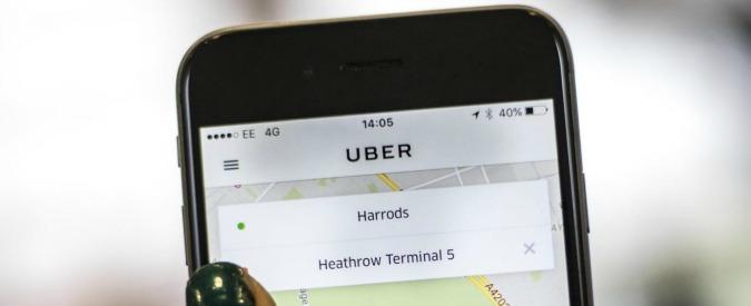 Uber, l'app permette di evitare i controlli delle autorità. Attiva anche in Italia