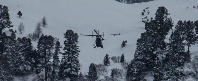 Valanga in Val Malenco, morti due sci-alpinisti: salvato il terzo componente del gruppo