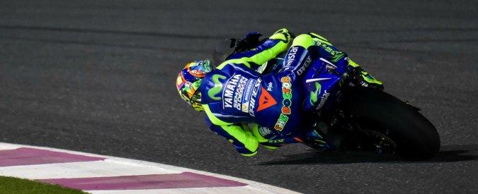 Valentino Rossi, brutto incidente in moto cross. Ricovero in ospedale, gp del Mugello a rischio