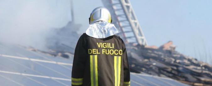 Trezzano sul Naviglio, scuole chiuse dopo incendio: vigili hanno rilevato presenza amianto