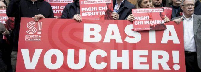 Voucher, Susanna Camusso e l'economia (incompresa) dei buoni-lavoro