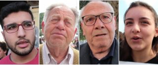 """Locri in piazza contro la mafia. Ma giovani e vecchi non parlano la stessa lingua: """"'Ndrangheta? Lei che ne sa?"""""""