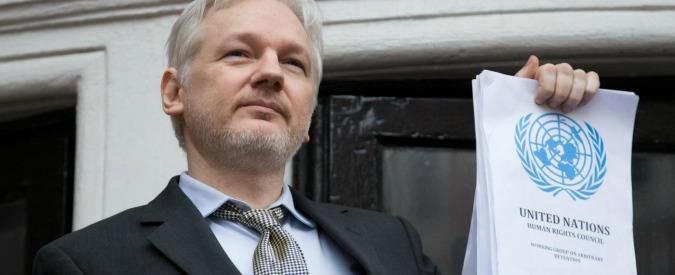 "Wikileaks, Trump vuole arrestare il fondatore Julian Assange: ""È una priorità"""