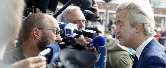 Elezioni in Olanda: che l'ultradestra vinca o perda, la wilderizzazione è già realtà