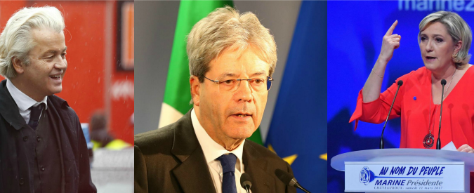 #Eu60: o l'Italia vota nel 2017 come Francia e Germania o salta un giro