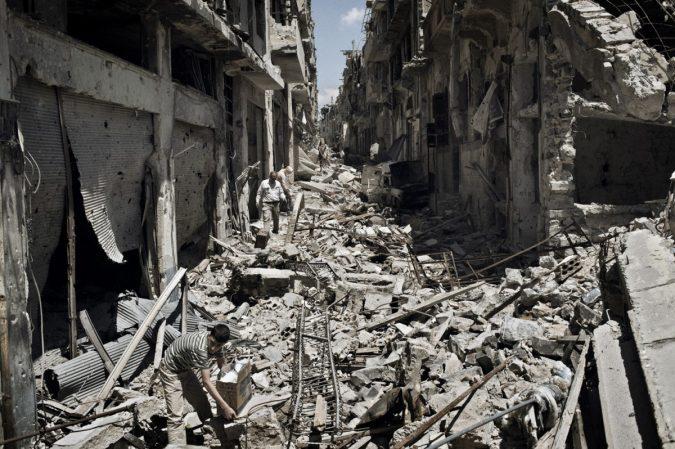 Syria, March 15