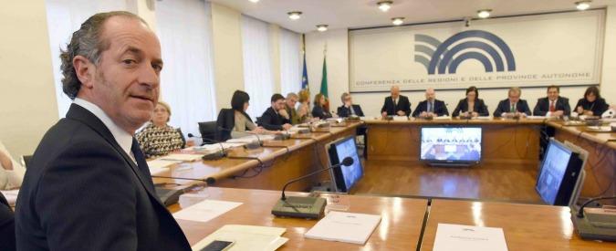 """Veneto, l'abolizione dei vitalizi? Per la maggioranza in consiglio regionale è """"fuffa mediatica e demagogia politica"""""""