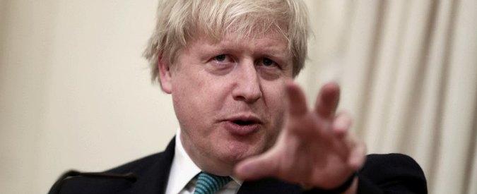 """Siria, Johnson cancella la visita a Mosca. L'ira del Cremlino: """"Motivazioni assurde"""""""