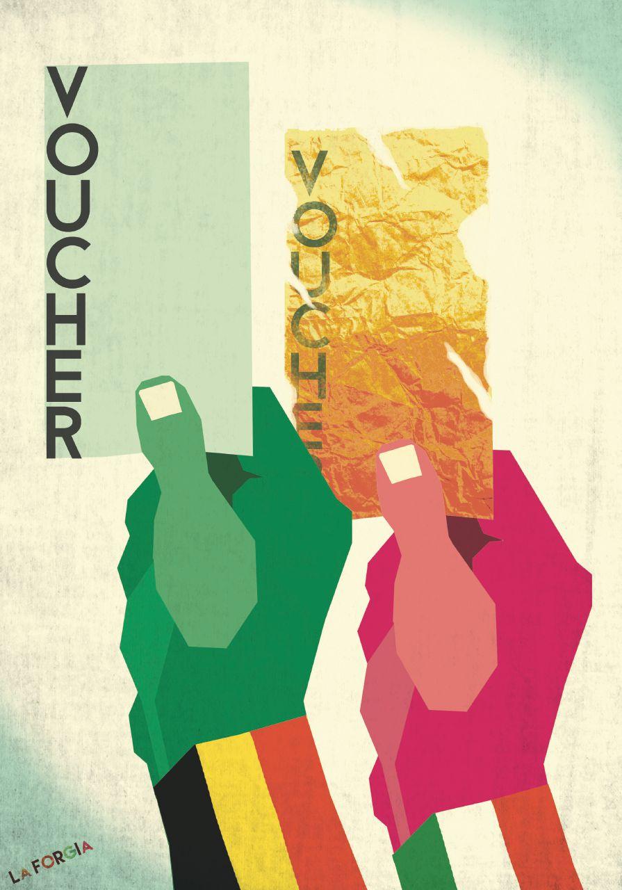 Voucher, la lezione del Belgio: i lavoretti si possono regolare