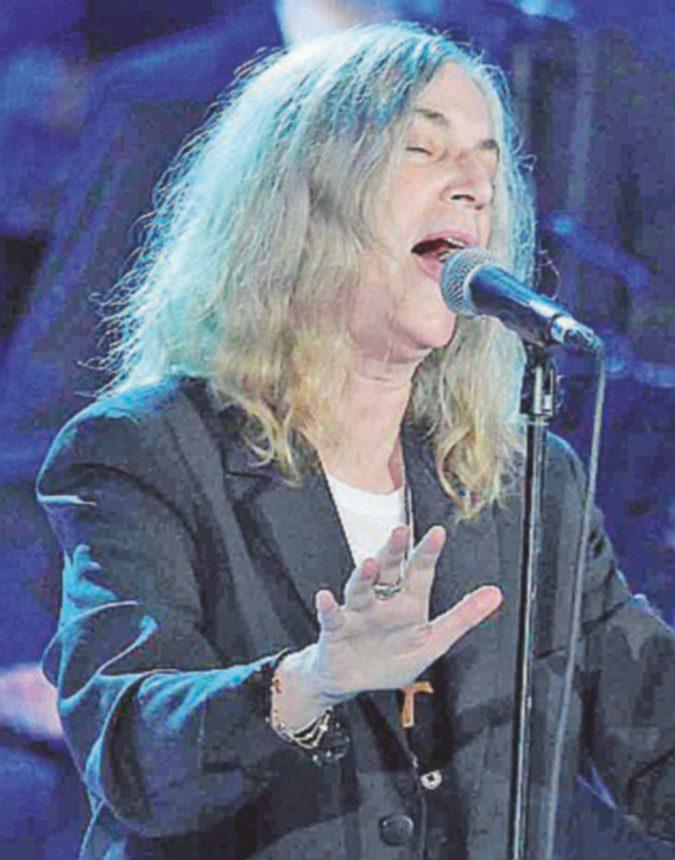Patti Smith per dar linfa al Tenco